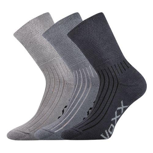 Ponožky stratos mix B velikost 29-31 (43-46), 3páry