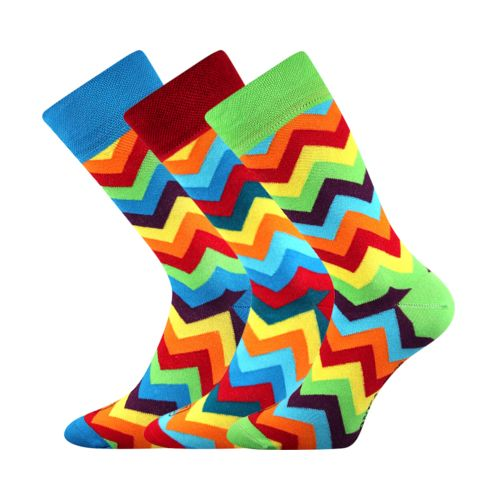 Ponožky watt mix velikost 29-31 (43-46), 3páry