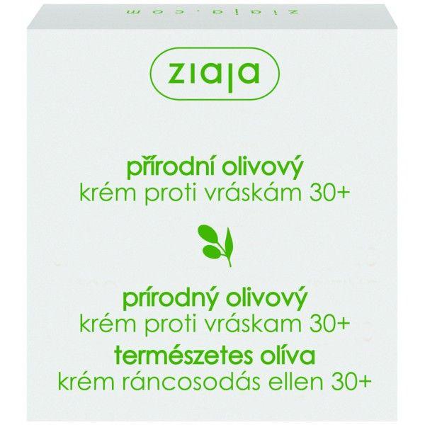 protivráskový krém s olivovým olejem 50 ml + krém na ruce 80 ml zdarma Ziaja