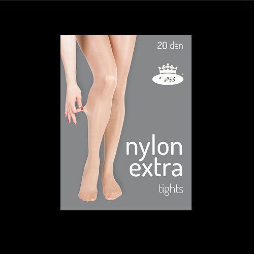 Punčochové kalhoty nylon extra tights nero velikost VVK 176-182/132, 1kus
