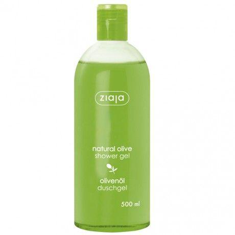 sprchový gel olivový olej 500 ml + krém na ruce 80 ml zdarma Ziaja