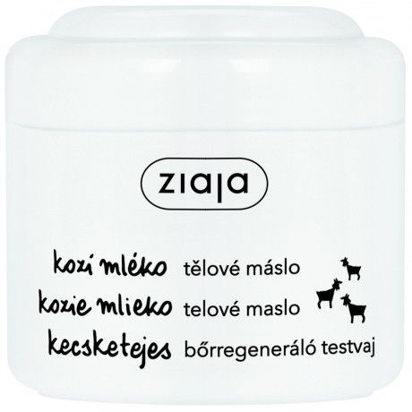 tělové máslo s kozím mlékem 200 ml Ziaja