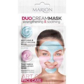 Duo Cream Masks Zklidňující A Zvlhčující Maska 2x5 ml