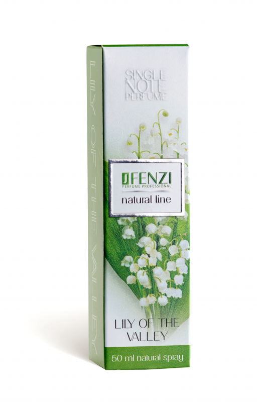 JF Natural Line Lily of the Valley edp woman 50ml JFENZI