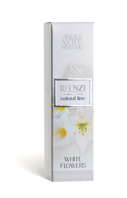JF Natural Line White Flowers edp woman 50ml JFENZI