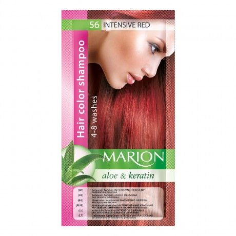Marion Tónovací Šampon 56 Intensive Red