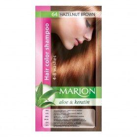Marion Tónovací Šampon 64 Hazelnut Brown