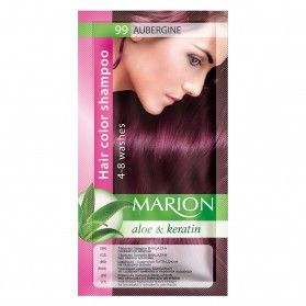Marion Tónovací Šampon 99 Aubergine