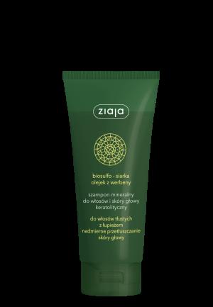 Mineral šampon keratolitický proti lupům 200ml Ziaja