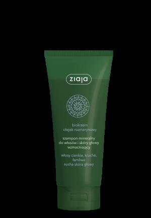Mineral šampon posilující pro lámavé vlasy 200ml Ziaja