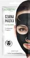 Pláténková Maska S Aktivním Uhlím