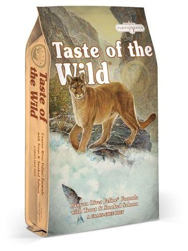 TOW Canyon River Feline 7kg Taste of the Wild