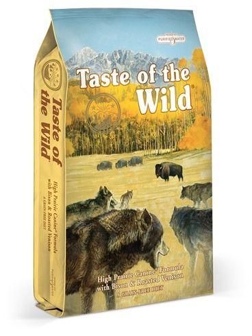 TOW High Prairie Canine 13kg Taste of the Wild