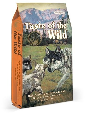 TOW High Prairie Puppy 2kg Taste of the Wild