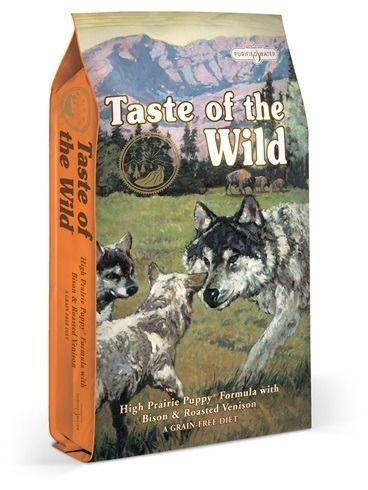 TOW High Prairie Puppy 6kg Taste of the Wild