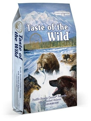 TOW Pacific Stream Canine 13kg Taste of the Wild