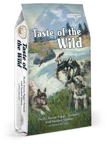 TOW Pacific Stream Puppy 13kg Taste of the Wild
