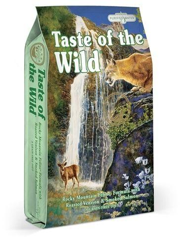 TOW Rocky Mtn. Feline 7kg Taste of the Wild