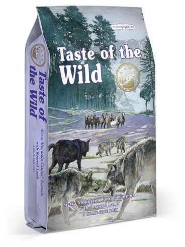TOW Sierra Mtn. Canine 6kg Taste of the Wild