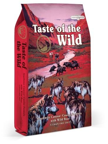 TOW Southwest Canyon Canine 2kg Taste of the Wild