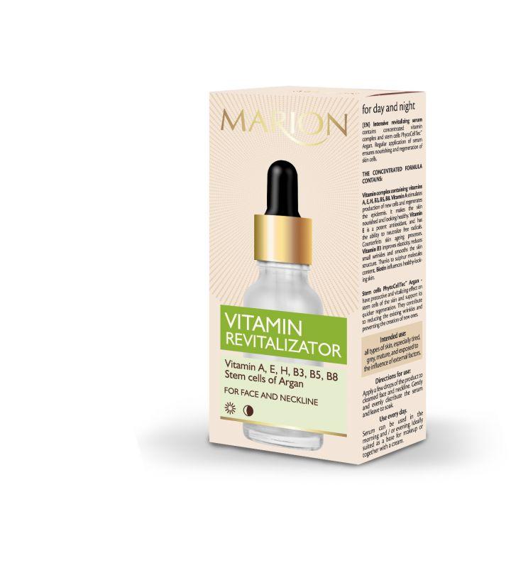 Vitaminové Revitalizační Pleťové Sérum 20 ml